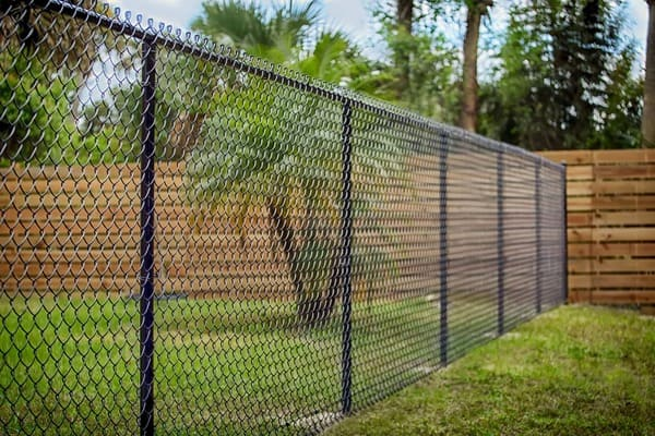 Chain Link Fence San Diego