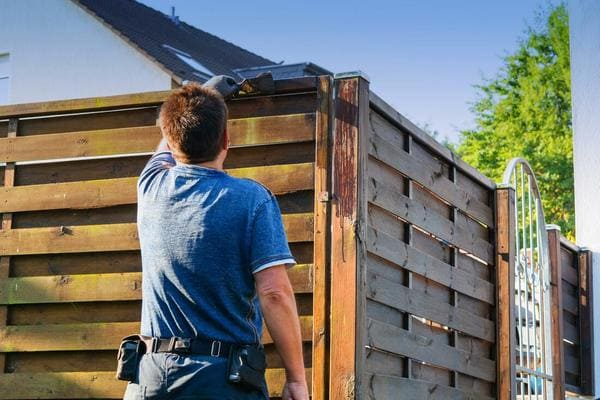 Fence Repair San Diego