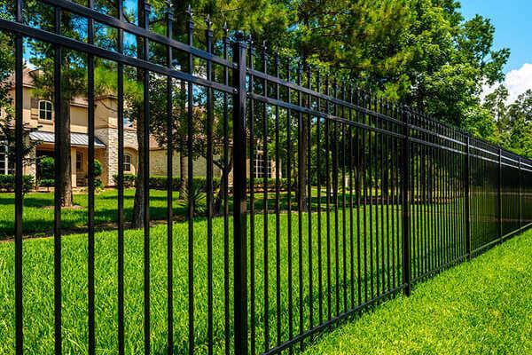 Iron Fence San Diego