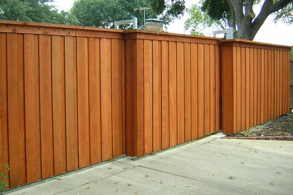 Wood Fence San Diego